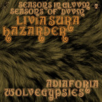 "LIVIA SURA / HAZARDER ""Seasons in glvvm, Seasons of dvvm"" (split 7″)"