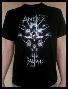 Amebix balkans t-shirt man