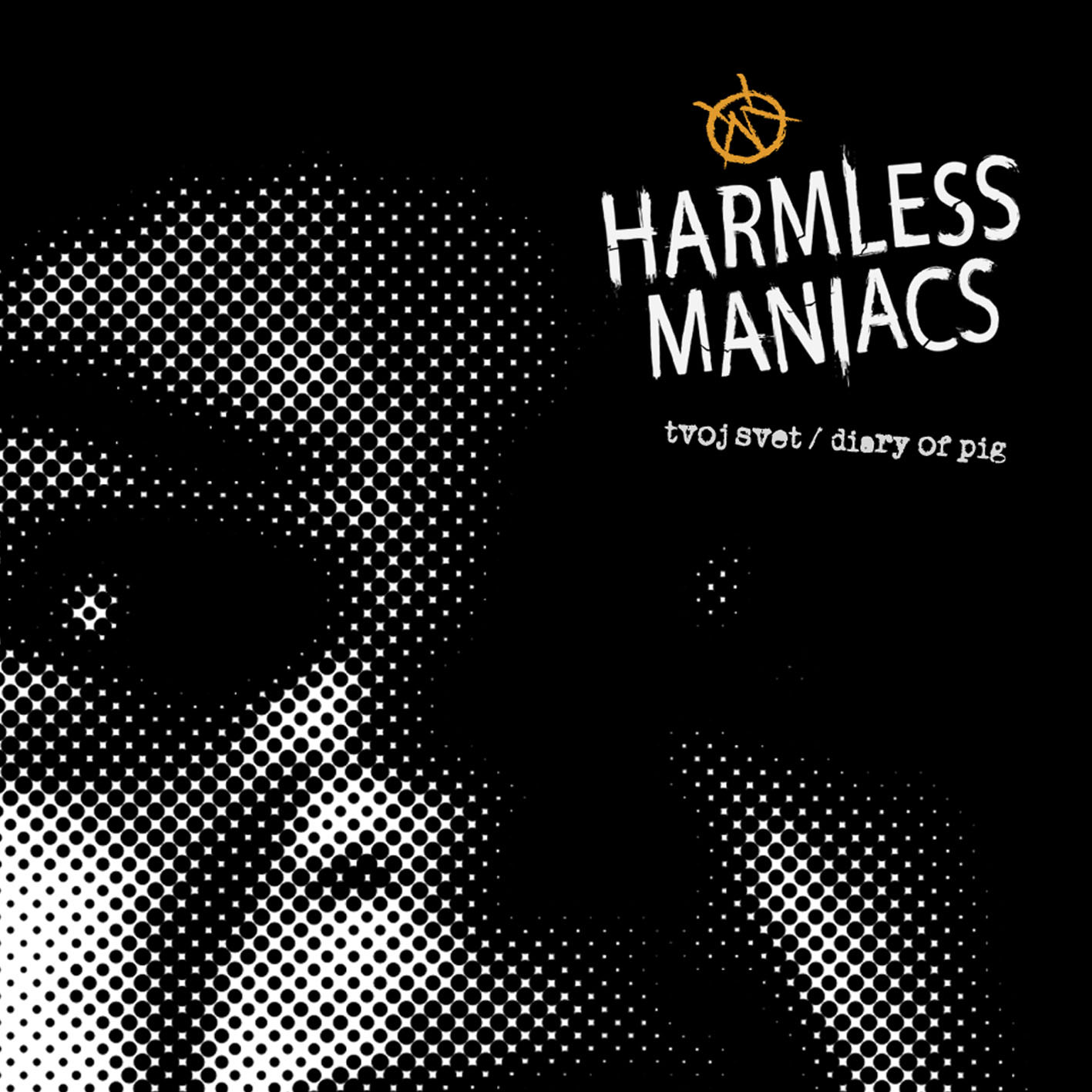 harmless maniacs ep out now pmk035 pmk records. Black Bedroom Furniture Sets. Home Design Ideas